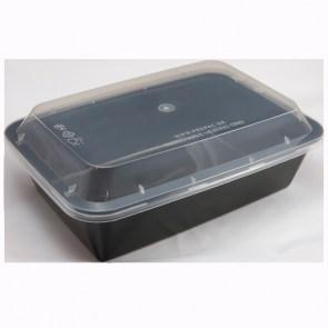 Πλαστικά Σκεύη Με Ενσωματωμένο Καπάκι - Κατάλληλο Για Χρήση Σε Φούρνο Μικροκυμάτων – ΚΑΦΕ/ΚΡΕΠΕΡΙ