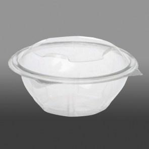 Πλαστικά Σκεύη Σαλάτας Με Ενσωματωμένο Καπάκι – ΚΑΦΕ/ΚΡΕΠΕΡΙ