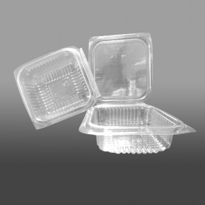 PLASTIC UB WITH BUILT-IN LID - FRUIT STORES